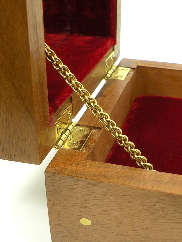 jewelry box lid support chain jewelry flatheadlake3on3